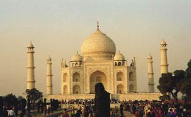 Description: Taj Mahal