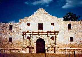 Description: The Alamo