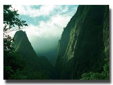 Description: Iao Needle
